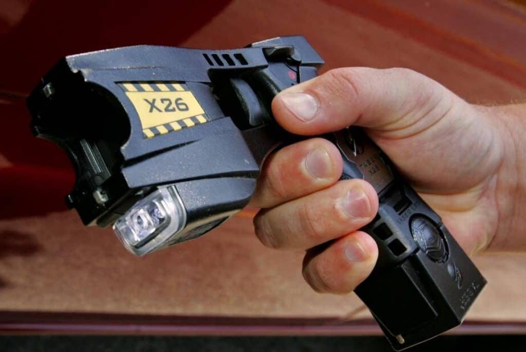 best taser gun on the market