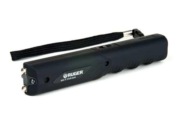 ruger 800v stun gun review