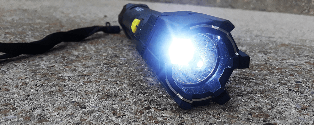 taser strikelight review