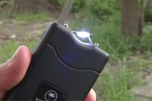 how many volts should a stun gun have