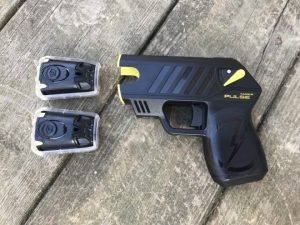 how to test a taser