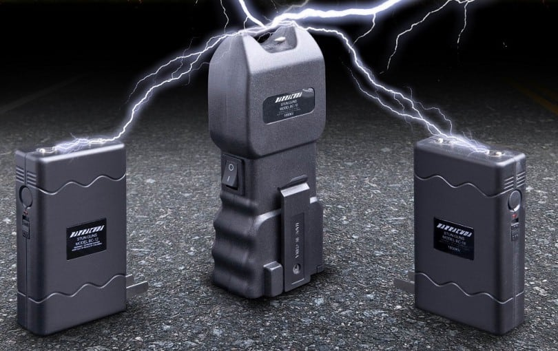 which stun gun is the most effective